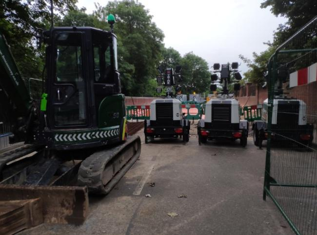 Bishopsford Road could be closed until Christmas following Mitcham