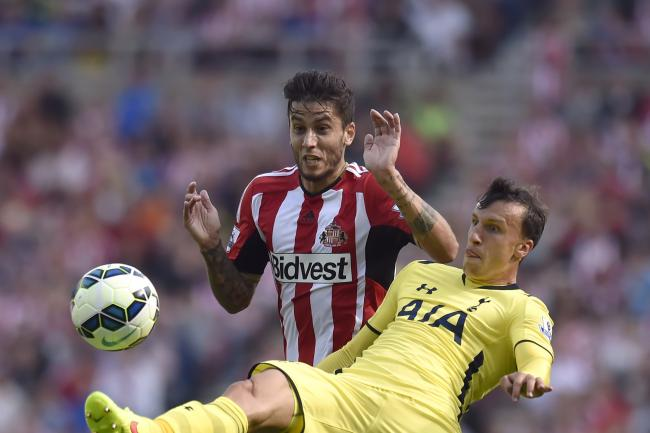 Sunderland have made a further payment in relation to their ill-fated move for Ricky Alvarez (left)
