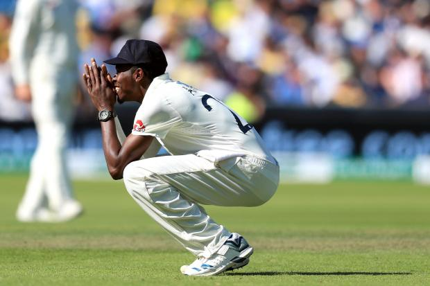 Jofra Archer and England were left frustrated at Headingley