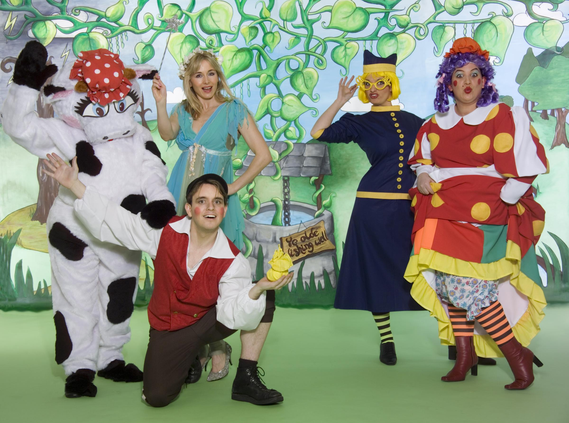 Pantomime: Jack and the Beanstalk! Sat 7 & Sun 8 Dec, 11am & 1.30pm