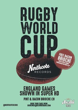 Rugby World Cup Quarter Finals: England v Australia // Battersea