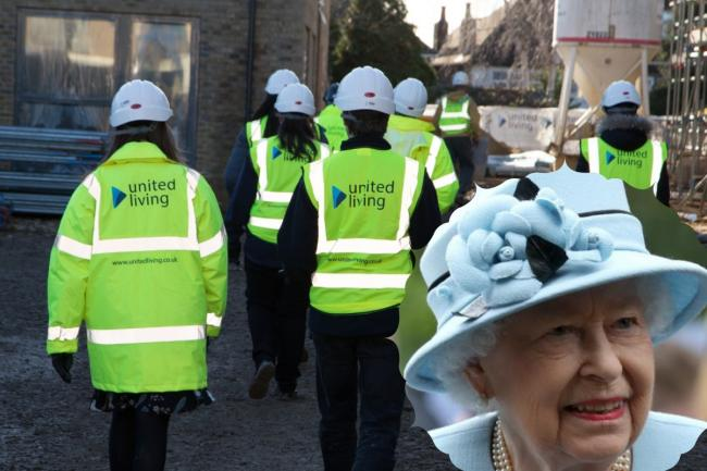 The Queen will be coming to Morden