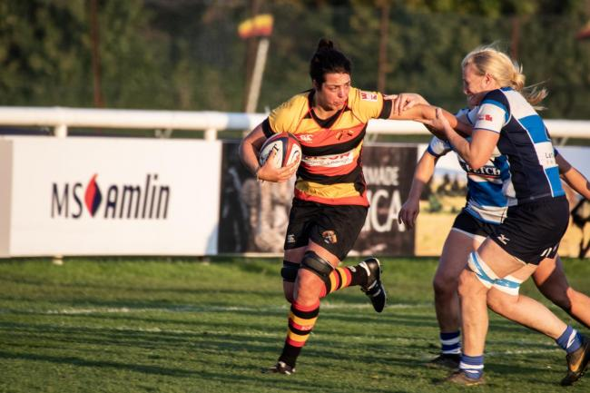 Richmond Women sunk by DMP Sharks