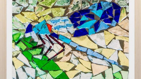 Mosaic Workshop 26 Nov & 17 Dec 2 - 4pm