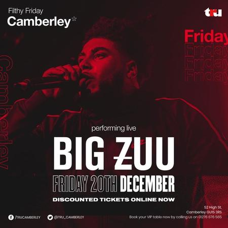 Filthy Friday w/ Big Zuu