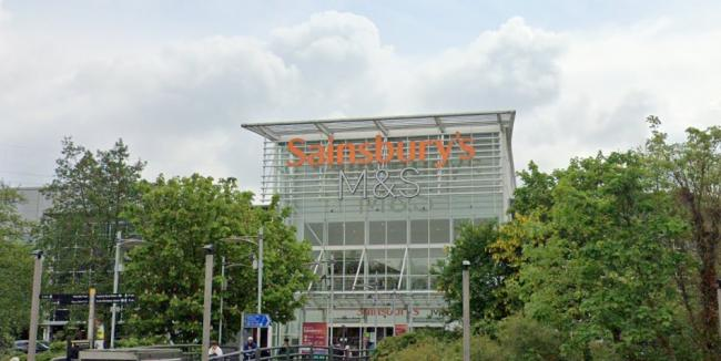 Colliers Wood Sainsburys