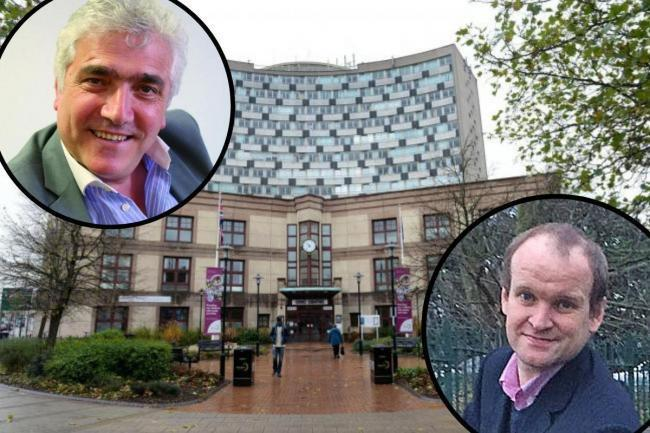 Councillors Alambritis and Whelton were sent to France using taxpayer money