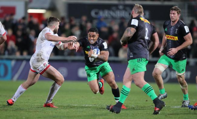 'We'll keep fighting' - Quins boss after late defeat in Ulster