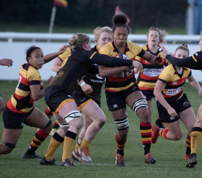 Wasps sting Richmond Women at The RAG