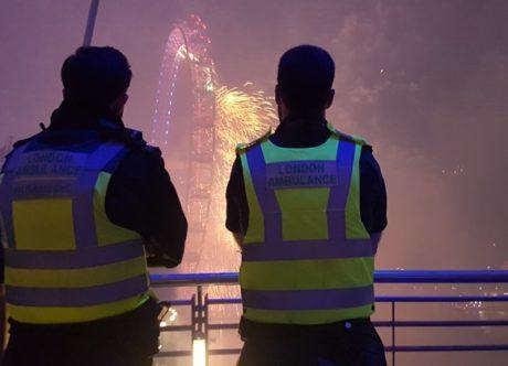 New Year's Eve set to be busiest night of the year for ambulance staff as London welcomes in 2020