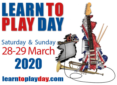 Learn to Play Day 2020 is coming to Sussex