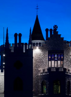 Twilight Guided Tours of Strawberry Hill House