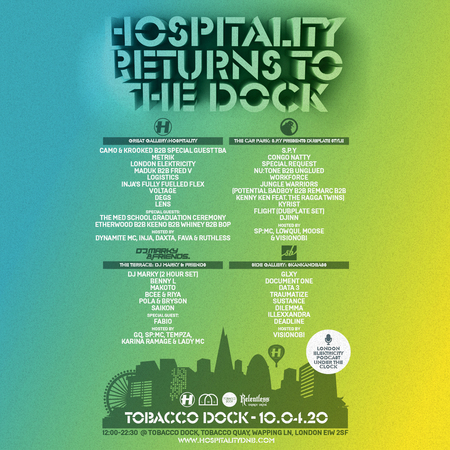 Hospitality Returns To The Dock