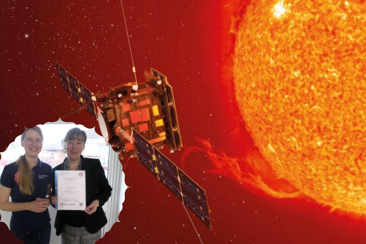 Garfield Primary School Joins Solar Orbiter Mission Wimbledon Times