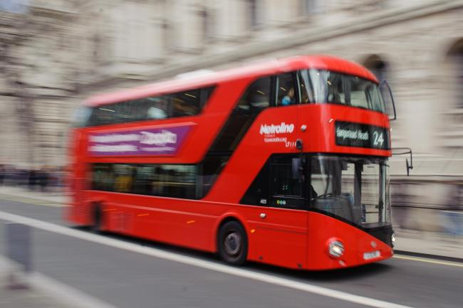 Five London bus workers die from coronavirus, union confirms
