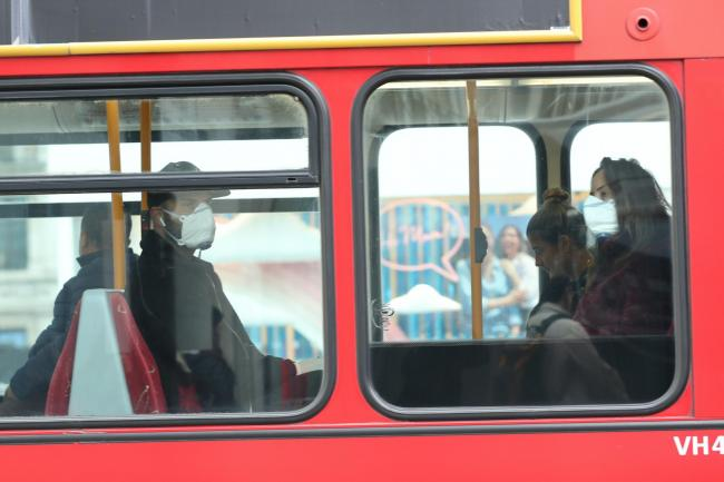 Front-door boarding on London buses will return on Saturday