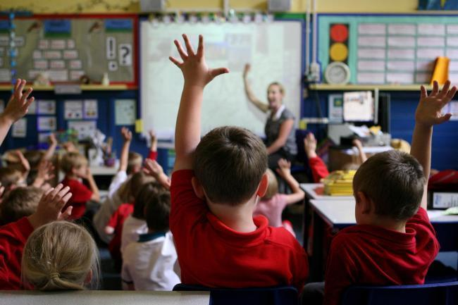 Merton Council says it is working with schools deciding (stock image)