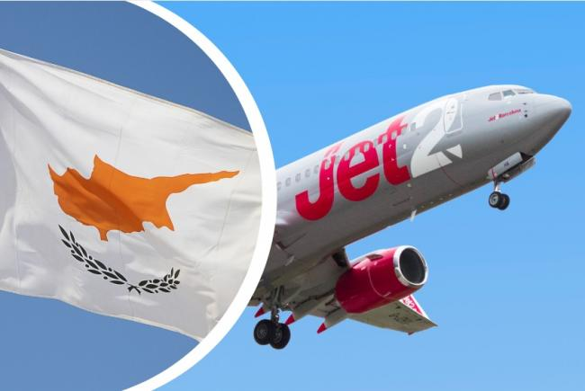 Jet2 suspends flights to Larnaca and Paphos in Cyprus. Picture: Newsquest