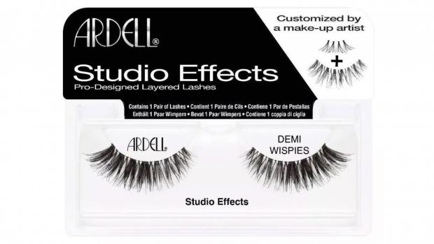 Wimbledon Times: When you want to feel extra glam, try a pair of the Ardell Eyelash Demi Wispies Studio Effects. Credit: Ardell