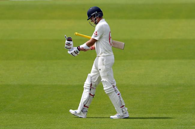Joe Root was one of three quick England wickets