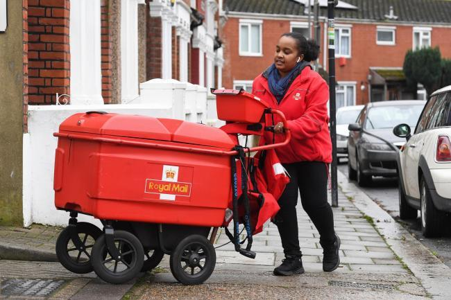 Royal Mail bank holiday service varies depending on where you are in the UK