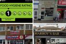 Here is every Bournemouth eatery with a food hygiene rating of two or less (images - Google Streetview).
