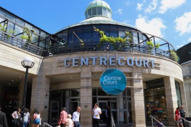 Centre Court Shopping Centre in new hands (image: Romulus)