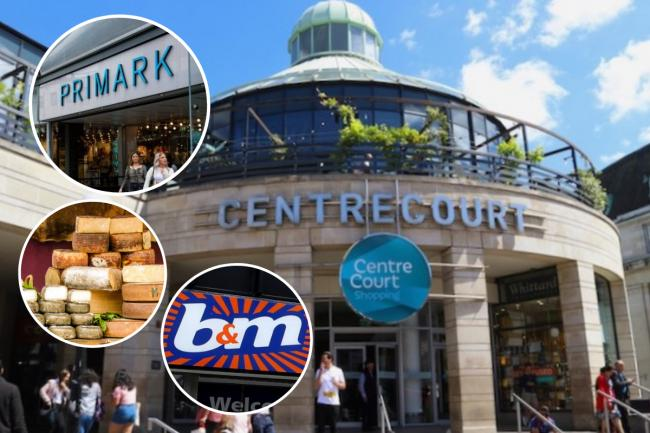 What you want to see in Centre Court ( images by Romulus, PA, Newsquest)