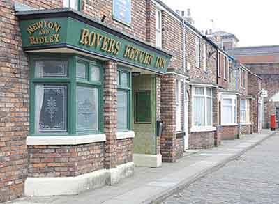 Wimbledon Times: Coronation Street is moving to Trafford