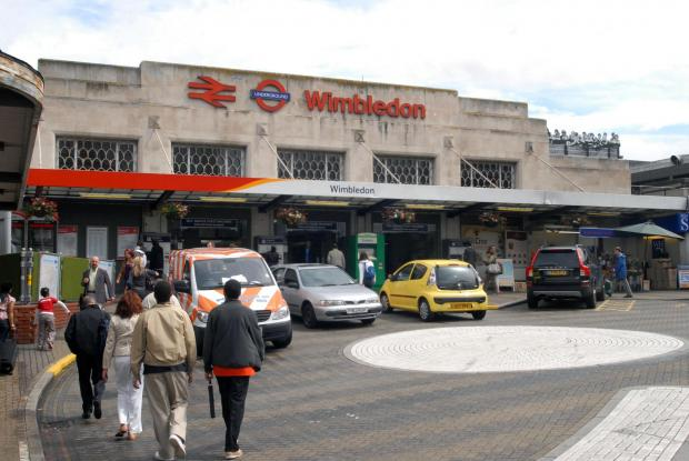 UPDATE: Person killed after being hit by train at Wimbledon