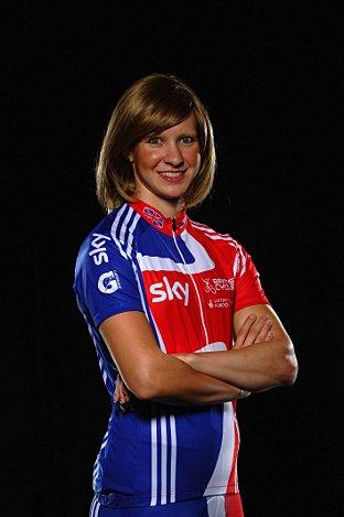 Cheam's Joanna Rowsell chosen for team GB