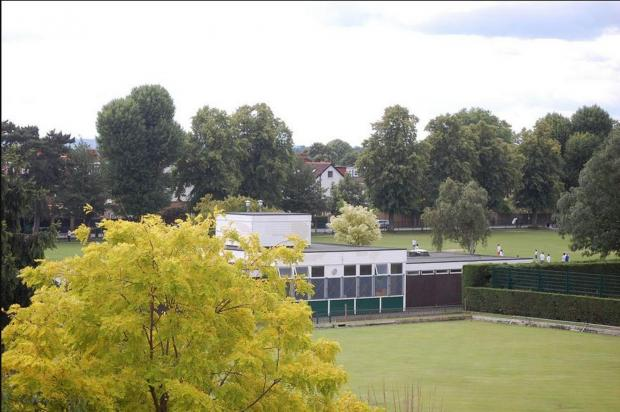The pavilion in Dundonald Recreation Ground, Wimbledon, is set to be redeveloped by Merton Council