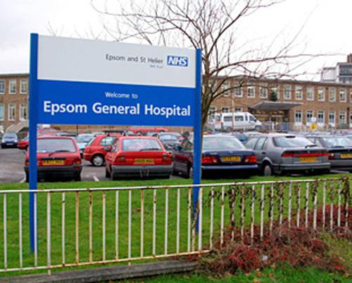 Patients are half as likely to contract hospital infections at Epsom, St Helier and Sutton hospitals as patients at the average hospital