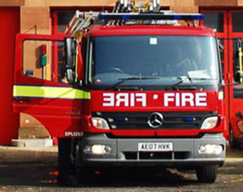 Scrap metal value driving down arson claim fire chiefs
