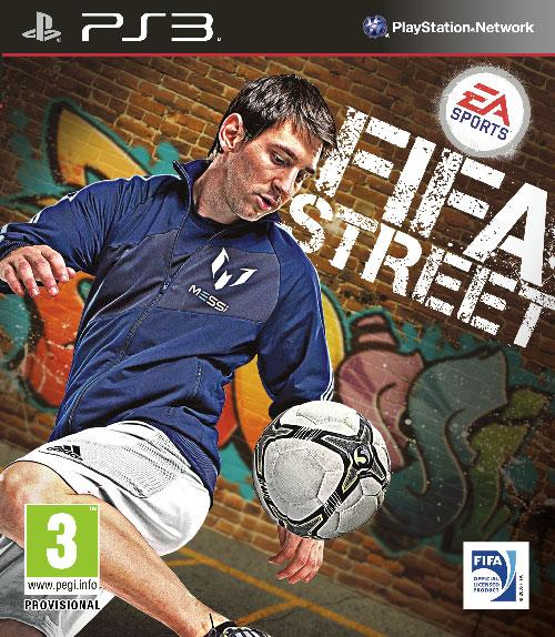 FIFA Street – review (Xbox 360 version tested)