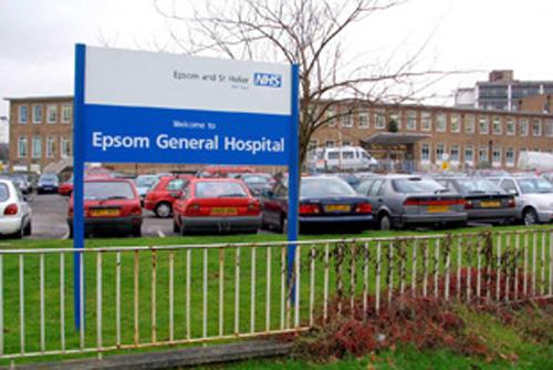 Epsom and St Helier hospitals are facing a £4.8million fine for the number of Clostridium Difficile infections which have occurred at the hospitals since last April