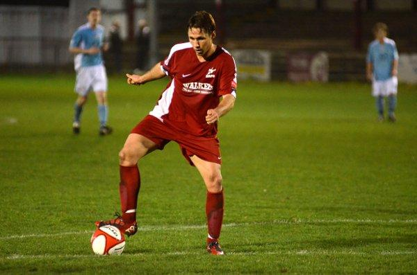 Pastures new? Tom Davis in action for Carshalton