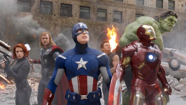 Avengers Assemble: DVD / Blu-ray (out September 17)