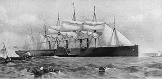 Wimbledon Guardian: The SS Great Eastern