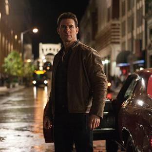 Tom Cruise in Jack Reacher (AP/Paramount Pictures)