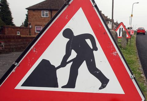 Control of road works to be taken over by council