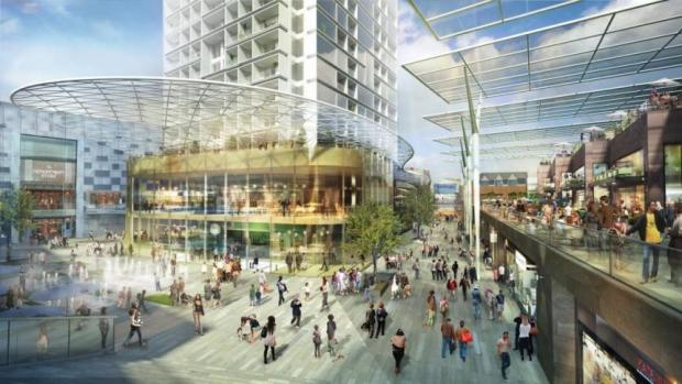 Hammerson's vision for Croydon revealed