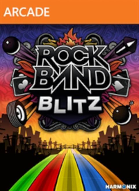 Review: Rock Band Blitz - Xbox 360 version tested