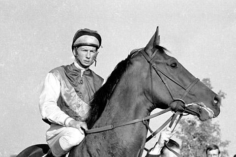 Wimbledon Guardian: Lester Piggott and Nijinsky