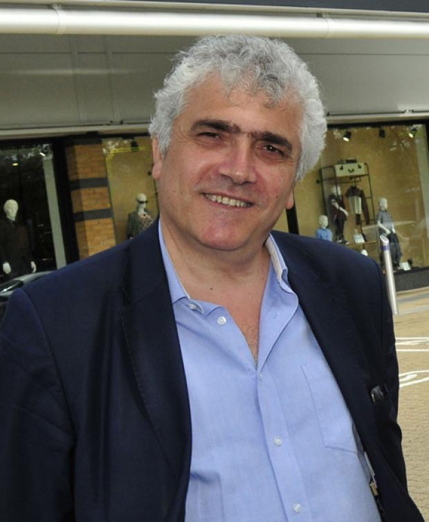Merton Council leader, Stephen Alambritis