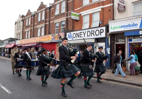 5th Croydon Boys Brigade Pipes and Drums
