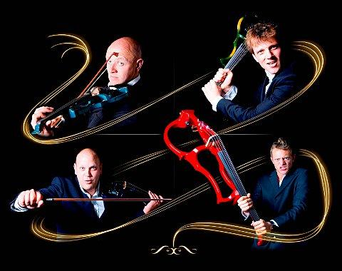 Stringfever will be back at the Epsom Playhouse by popular demand