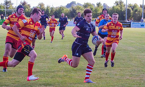 Park's solid display upsets Cambridge