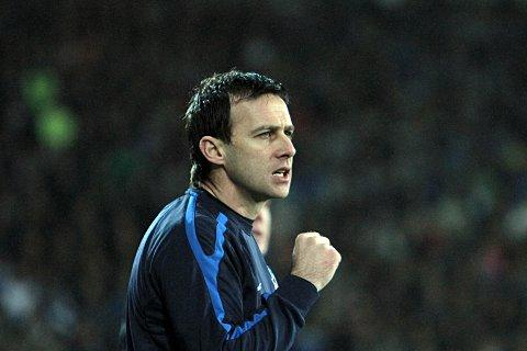 Don't feel sorrry for us: Dougie Freedman says no-one should feel sorry for his team   SP64133