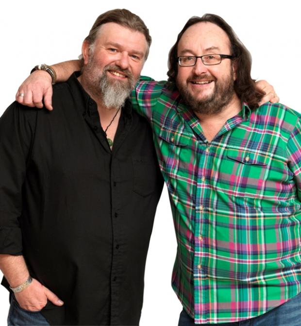 Hairy Bikers will ride into Wimbledon for 'larger than life' stage show